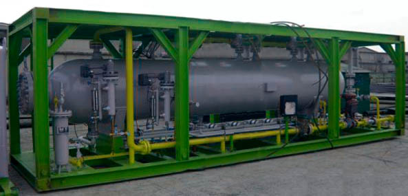 gas separation system